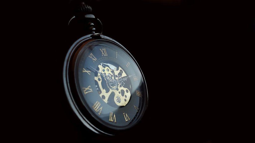 The Time Stood Still